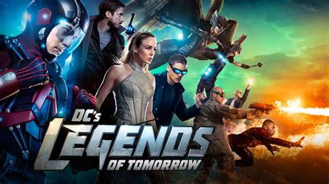 film seri legend of tomorrow nuevo spot de legends of tomorrow noche de cine