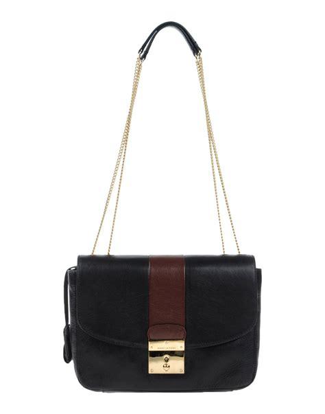 Bag Marc by Lyst Marc Shoulder Bag In Black