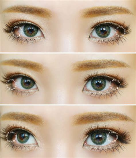 green color contacts best 25 green contacts ideas on color