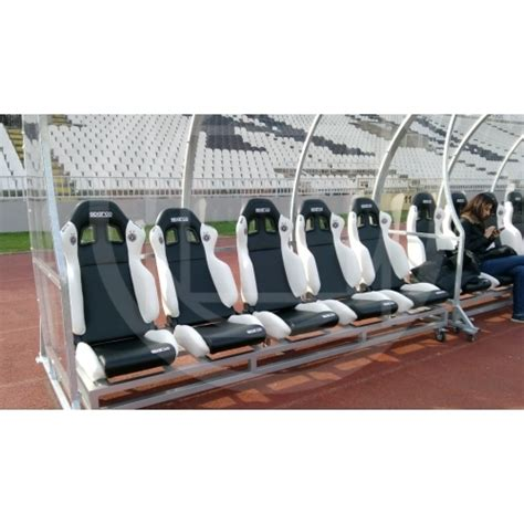 football benches football bench with leather seats