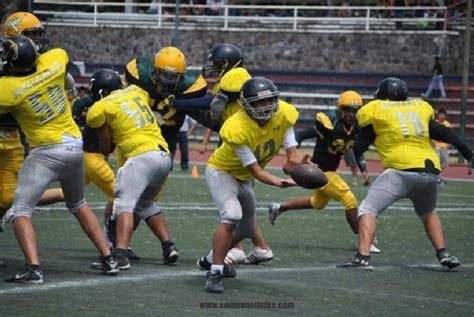 jaguares futbol futbol americano juvenil jaguares de colima imparable