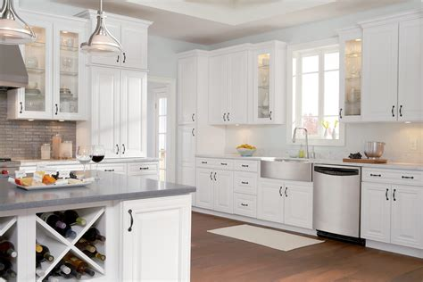 painted kitchen cabinets white sierra vista cabinets specs features timberlake cabinetry