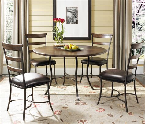 hillsdale cameron dining table hillsdale cameron ladder back dining side chair conlin s
