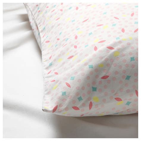 Light Pink Quilt by Lattjo Quilt Cover And Pillowcase Light Pink 150x200
