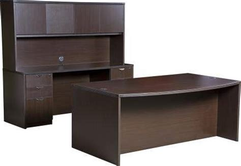 sell espresso office desk