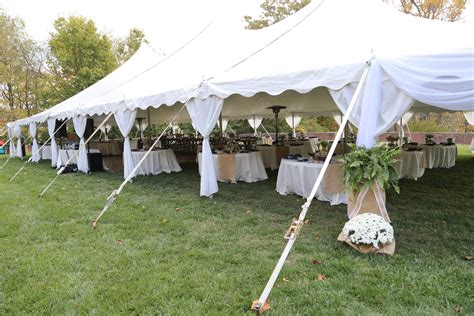 rental tents for wedding wedding tent rental indian hill