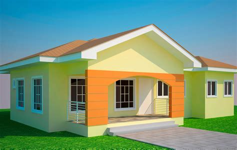 simple house plan with 3 bedrooms three bedroom house designs in kenya home combo