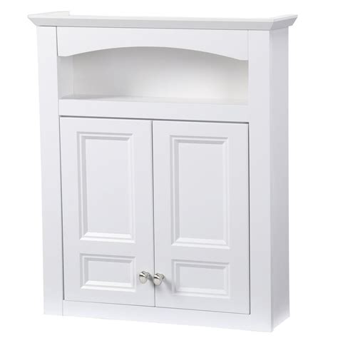 Modular Bathroom Storage Home Decorators Collection Chelsea 24 In W X 24 In H X 8 In D Bathroom Storage Wall Cabinet