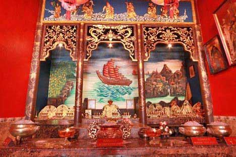 Sam Po Tju Tiga Mutiara Mestika menjelajahi 5 klenteng tua di tangerang wisata jakarta