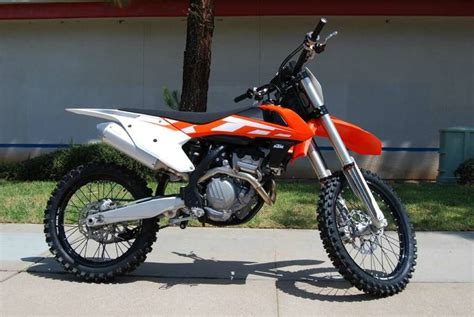 Used Ktm 250 Sx For Sale 2016 Ktm 250 Sx F Motorcycle From El Cajon Ca Today Sale