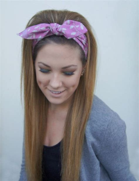 hairstyles bow headband gorgeous fabric 2015 headbands with chic hairstyles