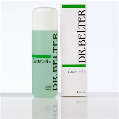 Dr Bright Green Toner line a lotion