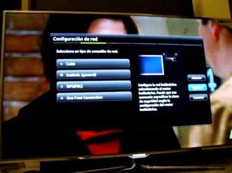 configuracion smart tv samsung youtube