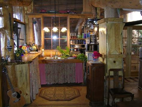 hobbit kitchen underground homes houses weirdomatic