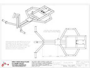 blueprint designs avalanche drift trike build plans