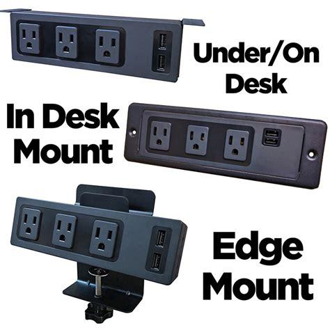 in desk power center universal power centers desktop in desk under desk