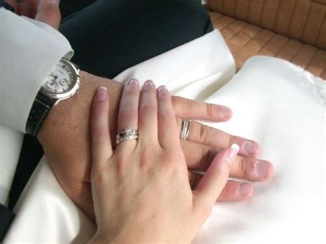 Savannahh's blog: 14 karat white gold men 39s wedding band
