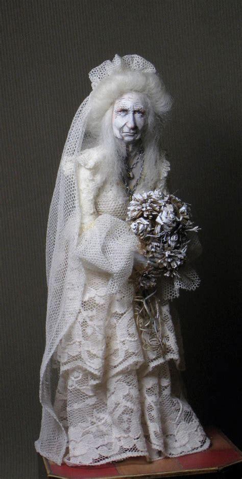 haunted dolls katrin ghost doll for dollhouse