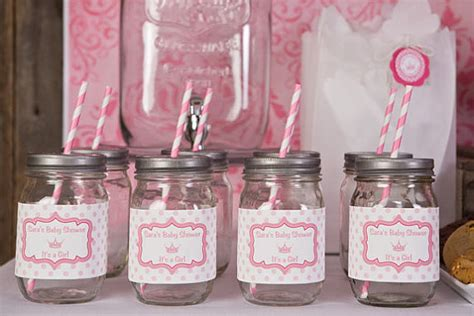 Princess Themed Baby Shower Favors by Princess Themed Water Bottle Labels Princess Baby Shower