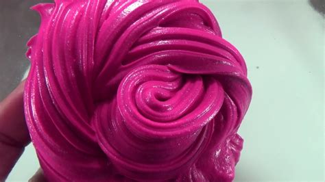 cara membuat slime bubble gum rose bubblegum slime tutorial cara membuat bubblegum