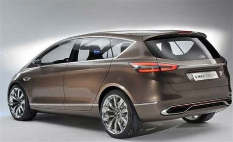2019 Ford S Max by 2019 Ford S Max Specification Pictures And Changes Ford