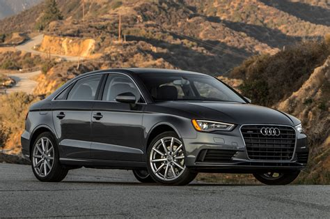 2015 Audi A3 by 2015 Audi A3 20t Quattro Front Three Quarter View Photo 28