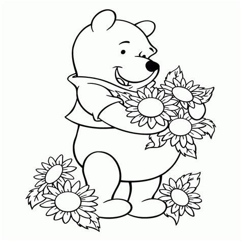 dibujos para colorear winnie pooh winnie pooh para colorear pintar e imprimir colorear website