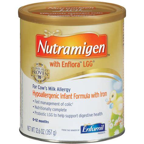 Formula Hypoallergenic Nutramigen With Enflora Lgg 174 Hypoallergenic Infant