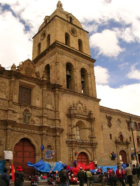 san francisco de san francisco church la paz wikipedia