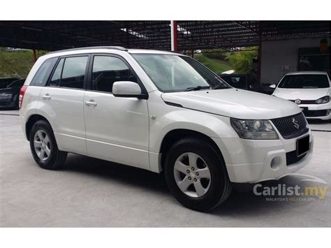 automotive service manuals 2008 suzuki grand vitara user handbook suzuki grand vitara 2008 glx 2 0 in selangor automatic suv white for rm 35 800 3578234