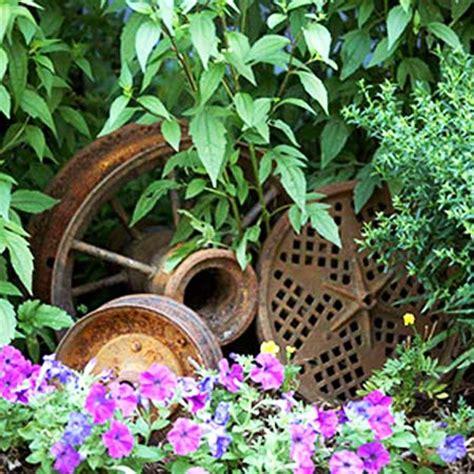 Handmade Garden Decor - creative handmade garden decorations 20 recycling