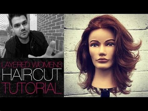 cuts by matt beck modern take on the classic 180 degree layered haircut