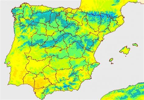Records In Spain Murcia Today Archena Records The Second Highest Temperature In Spain