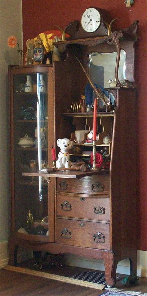 curio with drawers antique curio cabinets for sale antique furniture