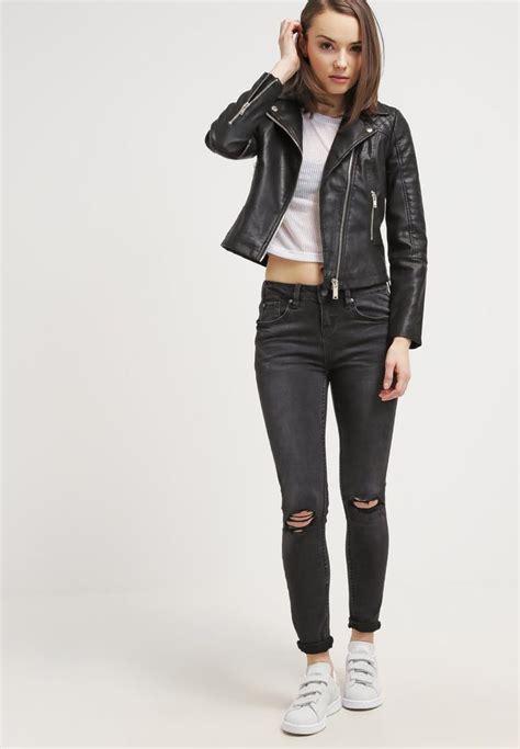 chaquetas en cuero 17 best ideas about chaqueta cuero mujer on