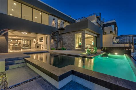 blue heron modern las vegas homes why so popular