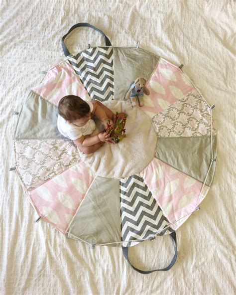 alfombra para bebes alfombra que se convierte en bolso para bebes y chicos lo