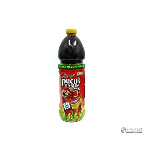Grosir Teh Pucuk detil produk pucuk harum teh 1500 ml 8996001600382