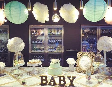 Green Themed Baby Shower by Best 25 Green Baby Showers Ideas On Themes
