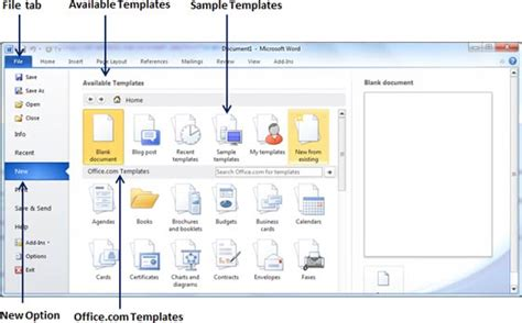 Word Document Templates 2010 templates word 2010 http webdesign14