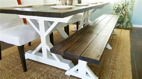 farm table with bench 90 white farmhouse table with bench size of