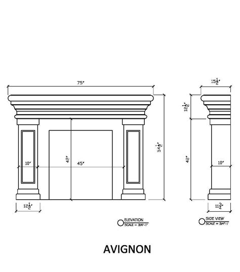 Fireplace Mantel Plans Free by Fireplace Mantels Plans How To Build A Amazing Diy