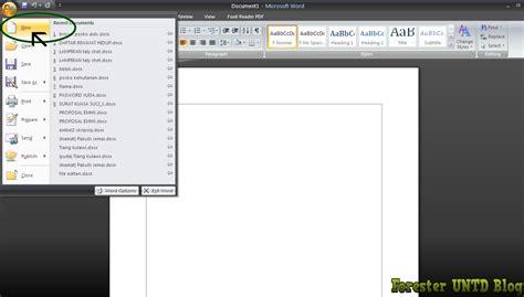 cara membuat layout brosur 3 lipatan youtube cara membuat brosur dengan ms word online forester untad