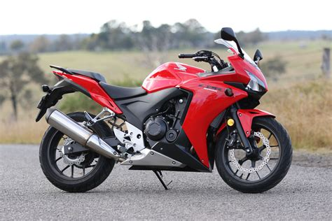 honda cbr500r review 2015 honda cbr500r cycleonline com au