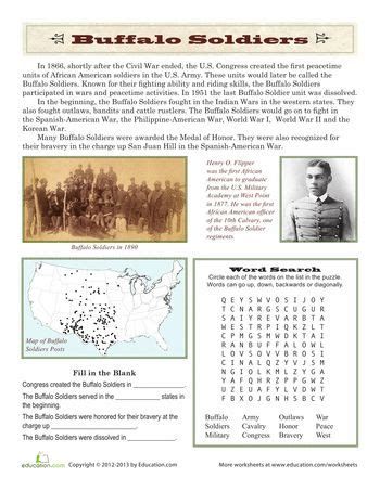 supplement u kansas buffalo soldiers soldiers memorial day and buffalo