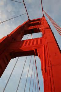 color of the golden gate bridge file golden gate bridge pillar jpg wikimedia commons