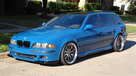 bmw m5 wagon another e39 wagon a m5 touring clone german cars for
