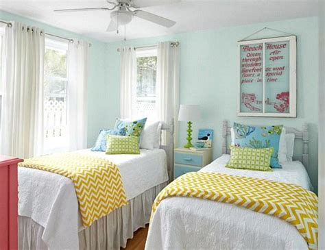 beach cottage bedrooms colorful beach cottage remodel from hgtv magazine beach bliss living