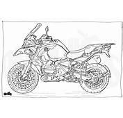Page &224 Colorier Adulte  Illustration Coloriage Moto