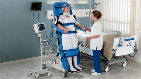 standing bed promoting mobility and early mobilisation with standing